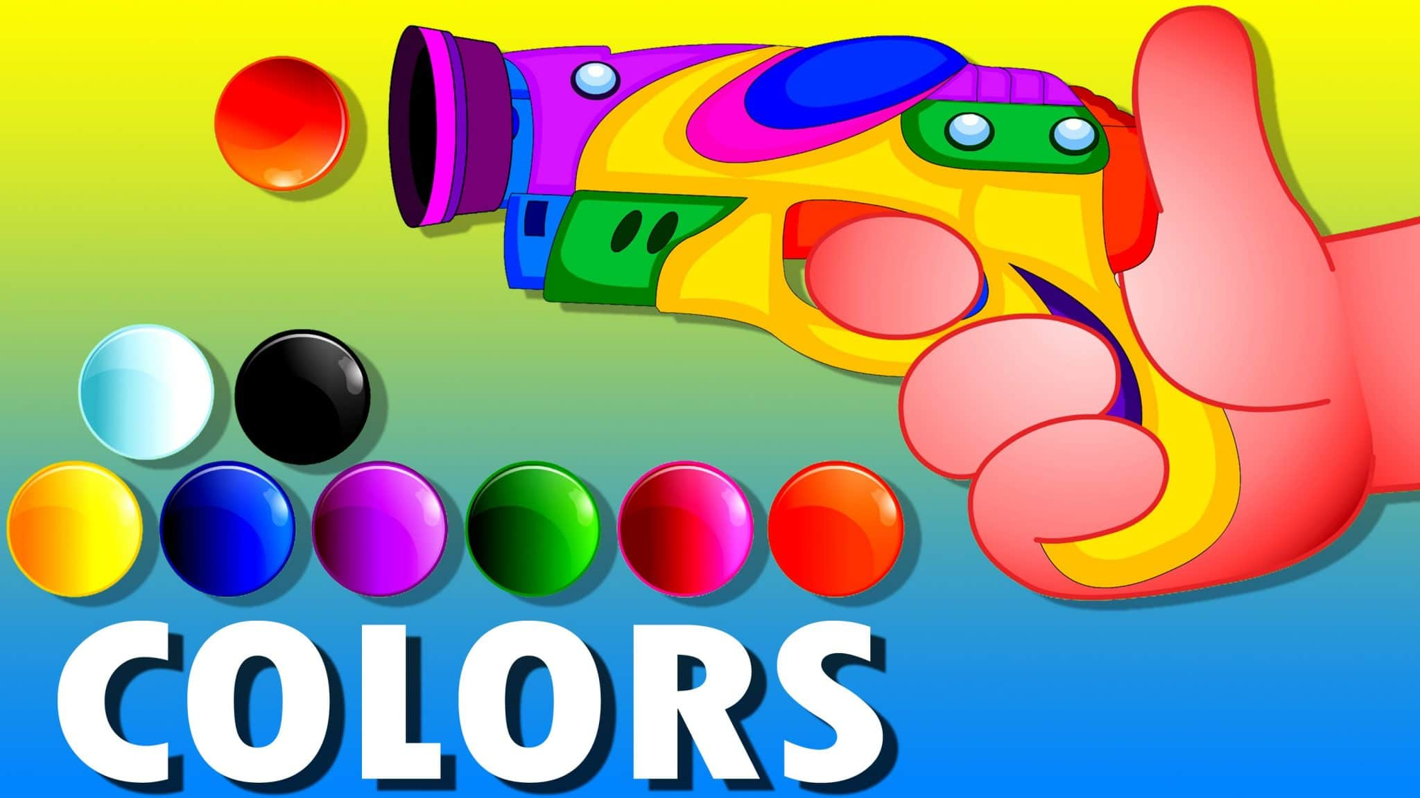 Game Learn Colors - Meublerc