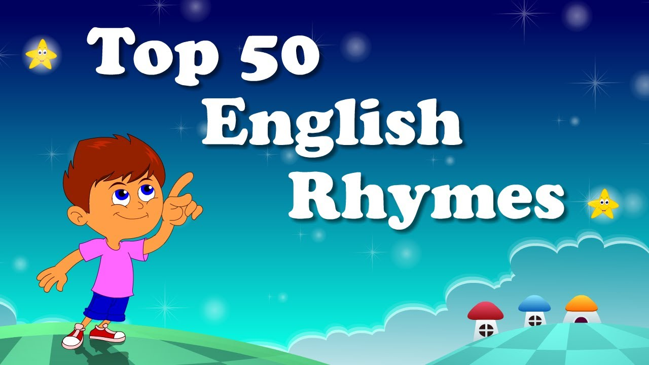 Top 50 Hit Songs Mins Por Collection Of Animated English Nursery Rhymes In Hd For Kids Place 4