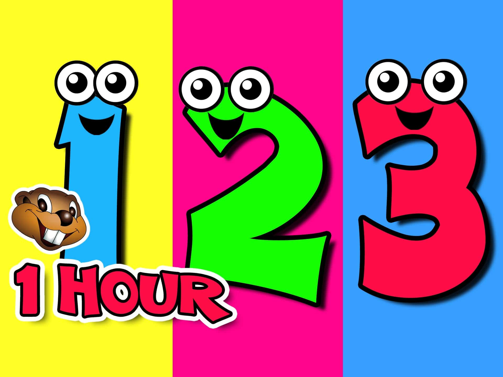 Counting Collection | Plus More 123 Numbers Songs | Teach Kindergarten  Lessons | Kids Baby Learning - Place 4 Kids