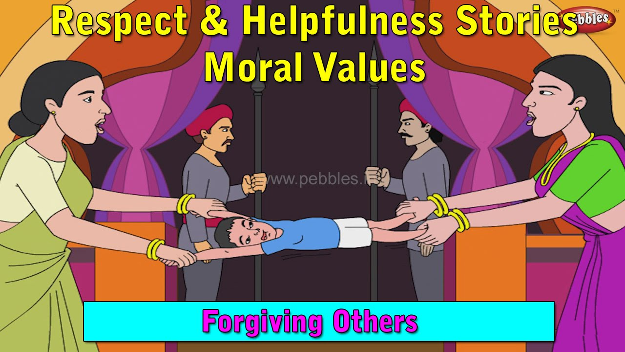 moral value story The monkey's paw is a tale of warning the short story is a warning to us all about what is really important in life it makes us question our moral values.