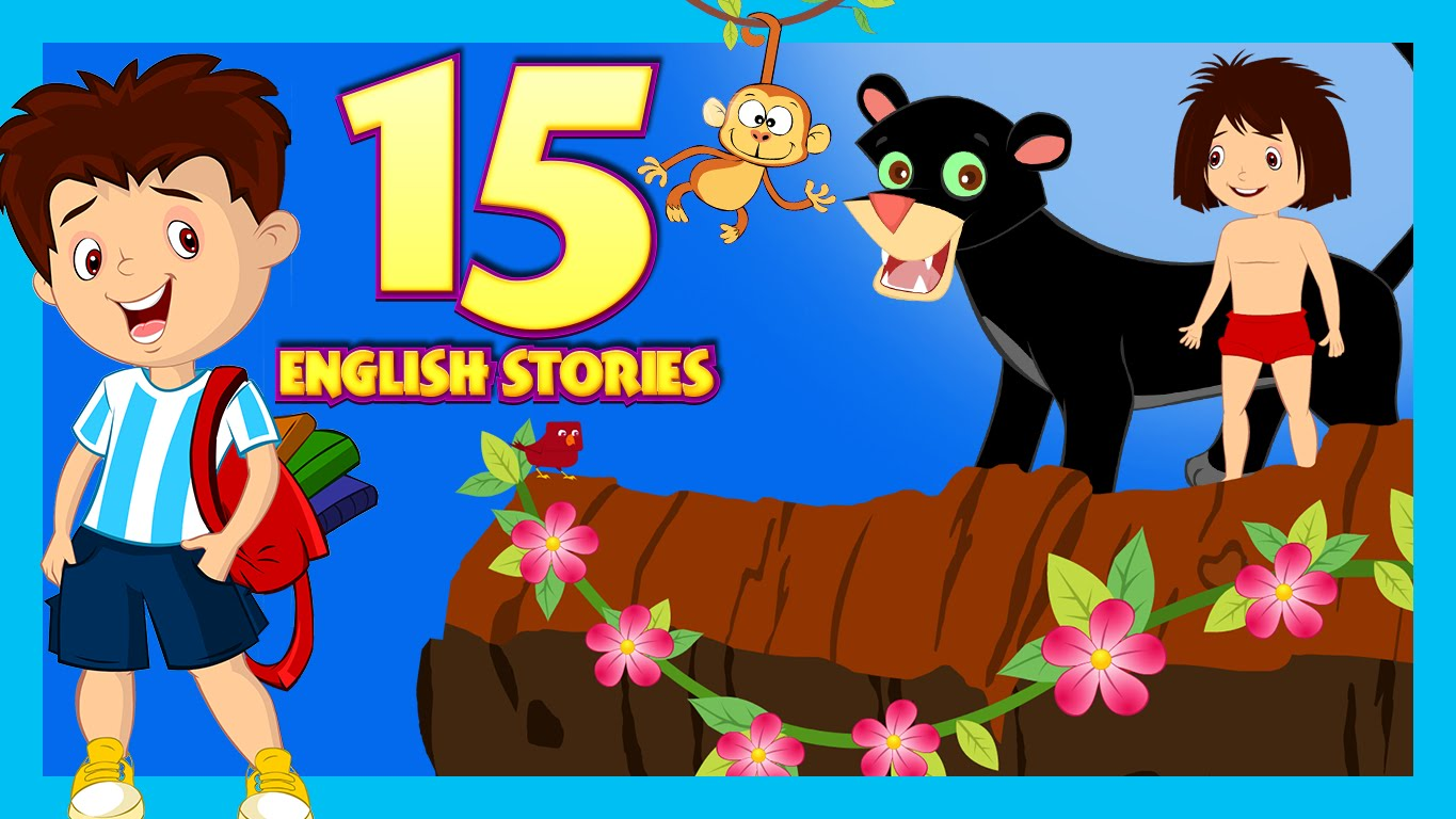 English Stories For Kids - Short Story Collection | 15 ...