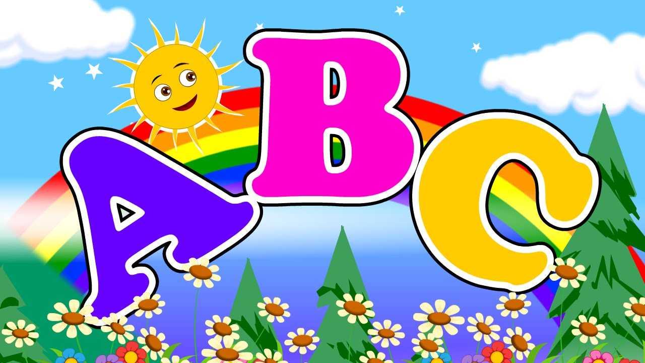 Learn ABCs with Nature - for babies, toddlers, infants ...