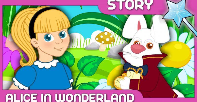 alice in wonderland fairy tale story