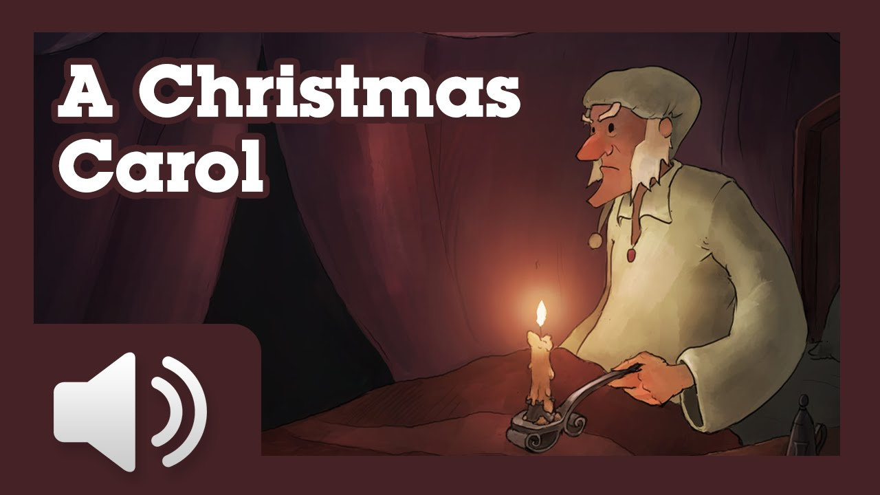 A Christmas Carol - Fairy tales and stories for children - Place 4 Kids