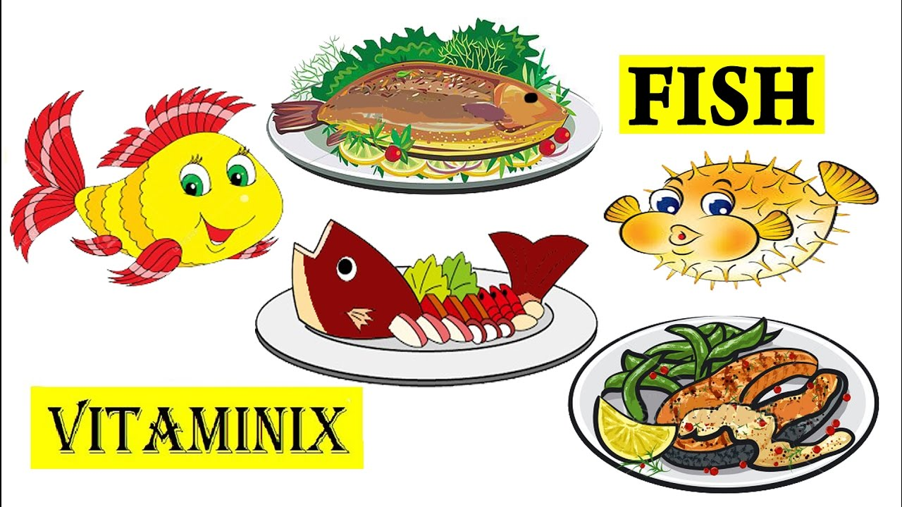 Kids Eating Healthy Food Cartoon Images