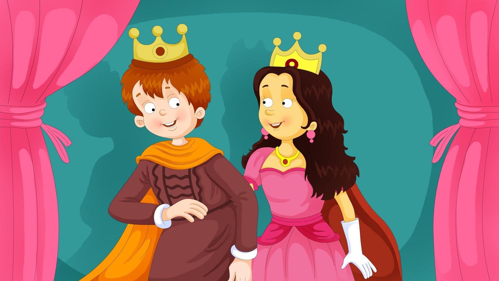 The Queen Bee   Bedtime Stories   Fairy Tale   Short Stories