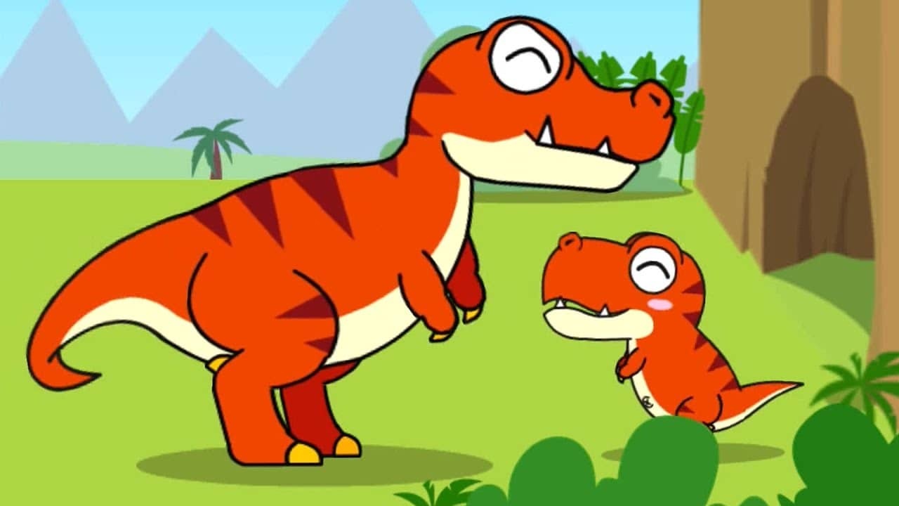 Baby Panda Dinosaur Planet - Kids Learn About Dinosaurs ...