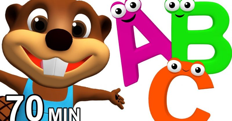 Baby Talk | ABC Songs for Children, Learn Alphabet for Kids, Sing