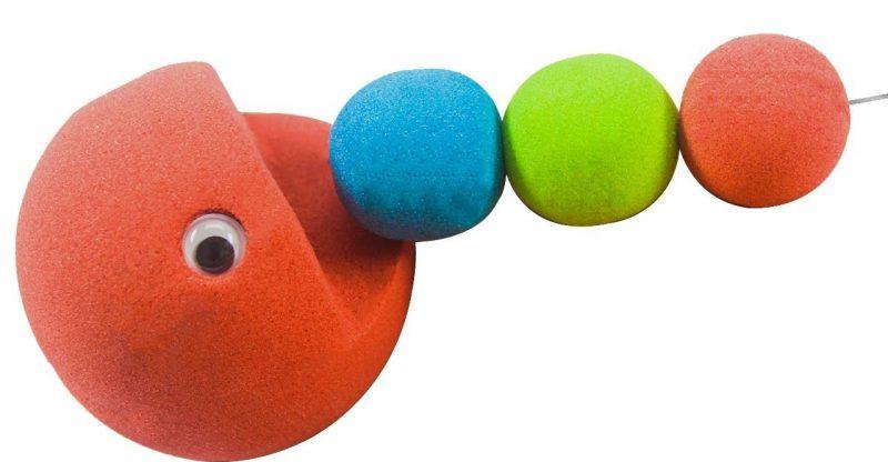 Kinetic Sand Pacman Lollipop Surprise Toys | Kids Songs