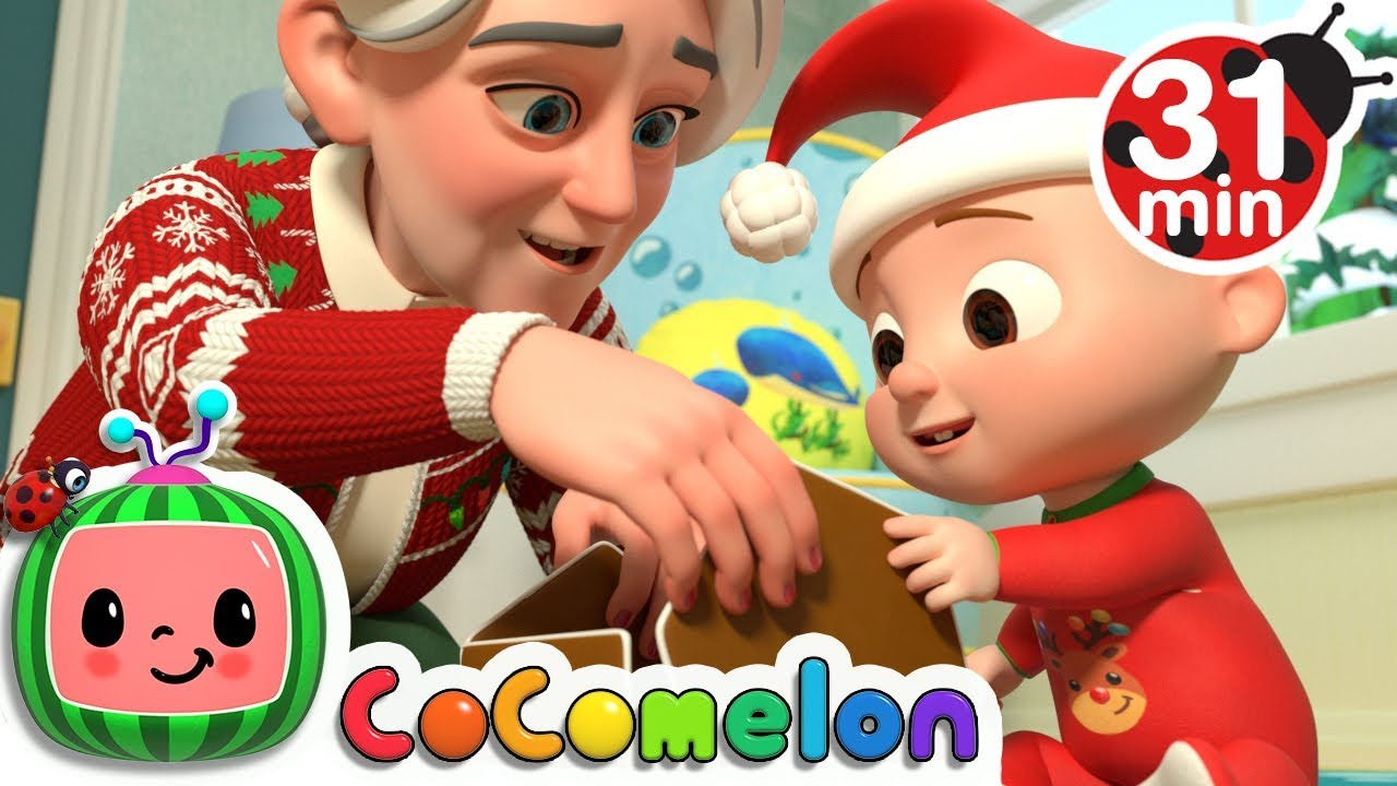 Christmas songs for kids + More Nursery Rhymes - CoComelon ...