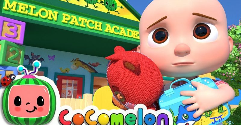 First Day of School | CoCoMelon Nursery Rhymes & Kids ...