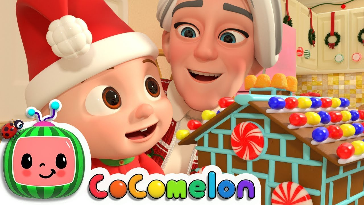 Deck the Halls - Christmas Song for Kids | CoCoMelon Nursery Rhymes - Place 4 Kids